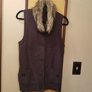 Jones New York signature vest